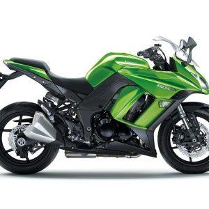 Z 1000 SX 2012