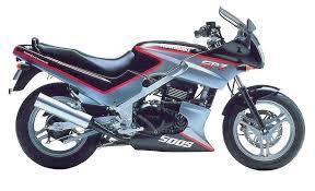 GPZ500S 91