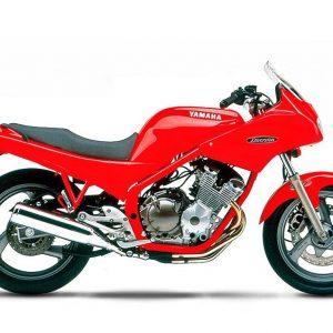 XJ600S 91