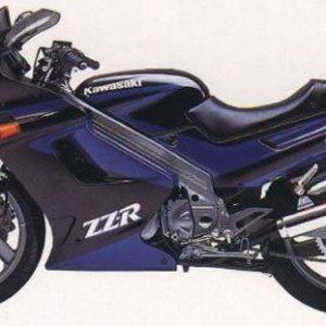 ZZR 250 98